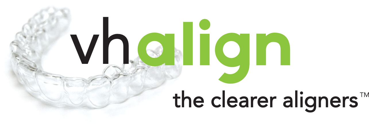 vh align — the clearer aligners